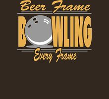Beer Frame Every Frame Bowling T-Shirt Unisex T-Shirt