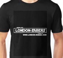 London-Sabers logo Unisex T-Shirt