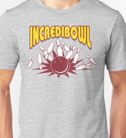 Funny Bowler Bowling T-Shirt Unisex T-Shirt