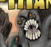 RAGE of the Titans Sticker