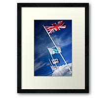 Olympics 2012 Framed Print