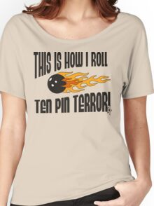 This Is How I Bowl Bowling T-Shirt Women's Relaxed Fit T-Shirt