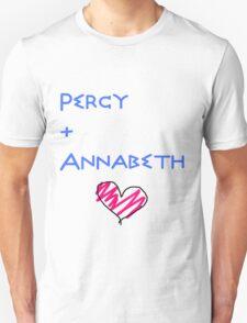 Percy+Annabeth Shirt T-Shirt