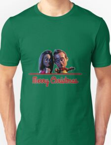 Community Christmas - Jeff and Annie (Style B) T-Shirt