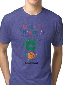 Welcome Humans Tri-blend T-Shirt