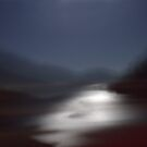 Yosemite Moonlight (Into The Open Road) by gabryshak