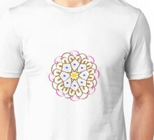 Color Mandala Unisex T-Shirt