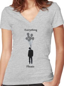 Everything Women's Fitted V-Neck T-Shirt