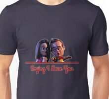 Community - Jeff and Annie Saying I Love You Unisex T-Shirt