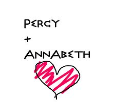 Percy+Annabeth Case by Quickysilver