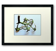Necessary Parts Framed Print