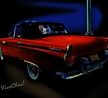 A 56 T-Bird for Cindy by ChasSinklier