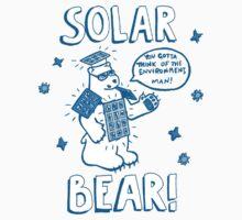 Solar Bear Kids Tee