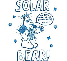 Solar Bear by RedPandonite