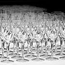 Banquet Glasses by Svetlana Sewell