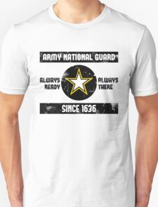 National Guard Baseball Tee Unisex T-Shirt