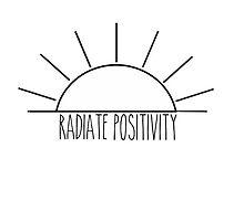 Radiate Positivity by Lauren Scott