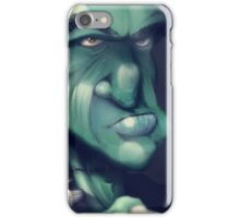 Frankie the monster iPhone Case/Skin