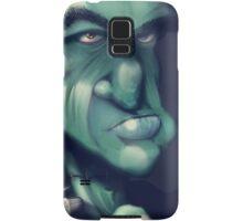 Frankie the monster Samsung Galaxy Case/Skin