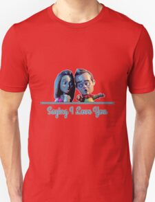 Community - Jeff and Annie Saying I Love You (Style B) T-Shirt