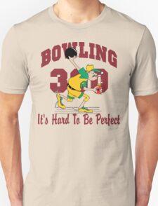 Funny 300 Bowling Score Bowling T-Shirt T-Shirt