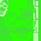 R.A.A. Green (Exclusive REDBUBBLE Print) by TJKernan