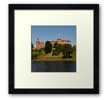 Inverness Castle Framed Print