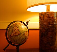 Still Life - Lamp ^ by ctheworld