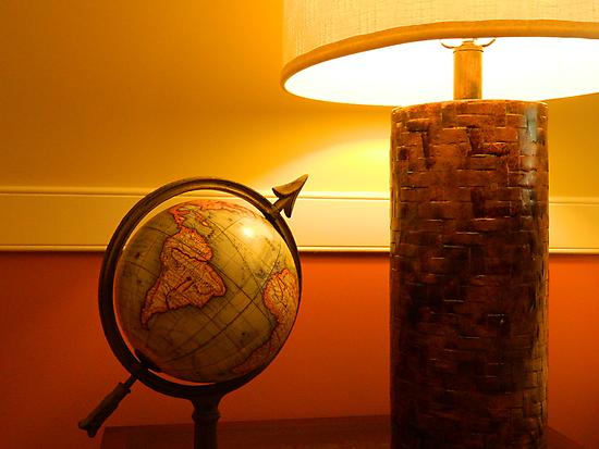Still Life - Lamp ^ by ctheworld