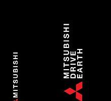 Mitsubishi CASE by martinv