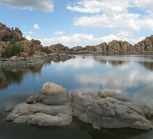 Watson Lake in Prescott, Arizona by nosajnybor