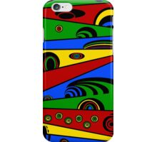 Chaotic Circle iPhone Case/Skin