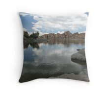Prescott, Arizona Throw Pillow