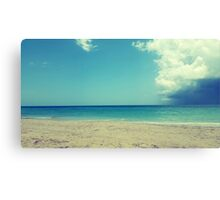 Beautiful Jamaica Canvas Print