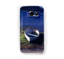 Boats on a lake Samsung Galaxy Case/Skin