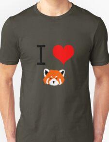 I ♥ Red Panda T-Shirt