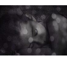 Sleeping beauty Photographic Print