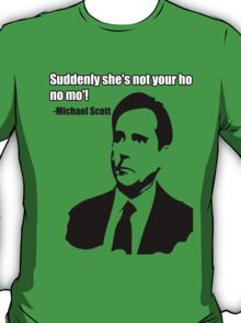 "Michael Scott ""Ho no mo"" T-Shirt"
