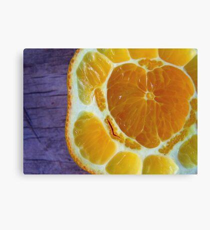 Fruit Surprise Canvas Print