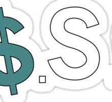 Official Fuck Money Spread Love - J.cole Sticker