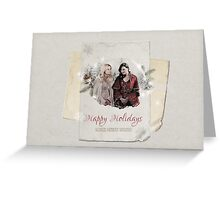 Christmas Special - Cards - Swan Queen Greeting Card