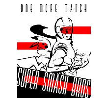 Super Smash Brothers Photographic Print