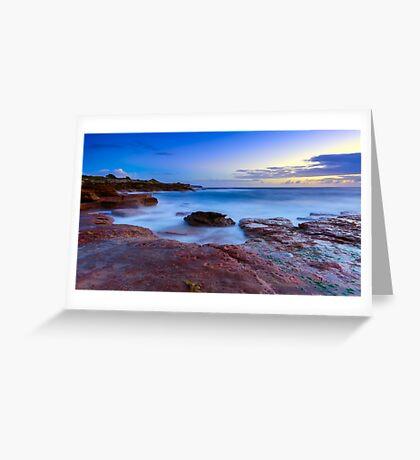 The Rocky Coast Greeting Card