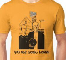 Very Funny Retro Bowling T-Shirt Unisex T-Shirt