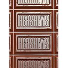 Hershey Bar by Dancas