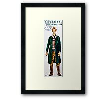 The Eighth Framed Print