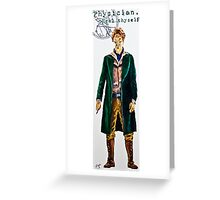 The Eighth Greeting Card