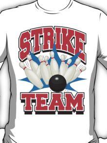 Bowling Strike T-Shirt T-Shirt