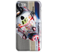 Michel Pirro at laguna seca 2012 iPhone Case/Skin