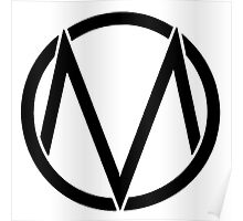 The maine - Band logo Poster